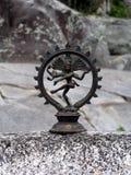 Estátua de Shiva fotos de stock