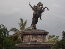 Estátua de Teka Iku Imagens de Stock