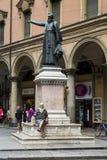 Estátua de Ugo Bassi Foto de Stock