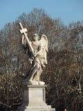 Estátua de um anjo Fotos de Stock Royalty Free