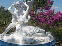 Estátua do amor Imagens de Stock Royalty Free