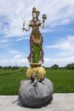Estátua do Balinese Fotos de Stock Royalty Free