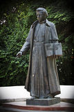 Estátua do bardo nacional eslovaco Fotografia de Stock Royalty Free
