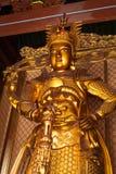 Estátua do bodhisattva de Skanda fotos de stock royalty free