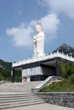 Estátua do Bodhisattva Fotografia de Stock Royalty Free