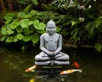 Estátua do Buddha Imagem de Stock Royalty Free
