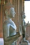 Estátua do Buddha Imagem de Stock