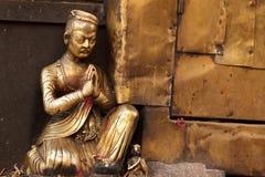 Estátua do Buddhism imagem de stock