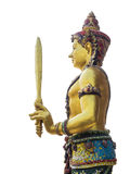 Estátua do budismo Imagem de Stock Royalty Free