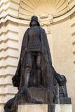 Estátua do cavaleiro do ferro Imagem de Stock Royalty Free