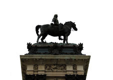 Estátua do cavalo Fotos de Stock Royalty Free