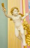Estátua do Cupido Imagens de Stock Royalty Free