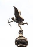 Estátua do cupido Fotos de Stock Royalty Free