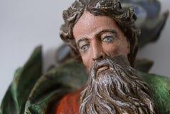 Estátua do deus foto de stock royalty free