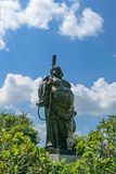 Estátua do deus Fotos de Stock
