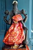Estátua do deus da cultura do Tamil fotos de stock royalty free