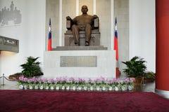 Estátua do Dr. Sun, Ainda-senador Fotos de Stock