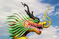 Estátua do dragão Imagem de Stock
