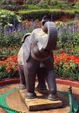 Estátua do elefante Fotos de Stock