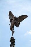 Estátua do Eros imagens de stock royalty free