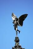 Estátua do Eros Imagem de Stock Royalty Free
