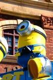 Estátua do ` FELIZ do SEQUAZ do ` Fotografia de Stock