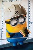 Estátua do ` FELIZ do SEQUAZ do ` Foto de Stock Royalty Free