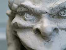 Estátua do Gargoyle Fotos de Stock