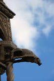 Estátua do Gargoyle Imagem de Stock