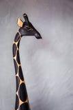 Estátua do girafa Imagem de Stock