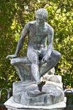 Estátua do grego clássico Imagem de Stock Royalty Free