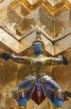 Estátua do guardião Imagem de Stock Royalty Free
