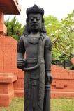 Estátua do Hinduísmo de Calcutá Imagem de Stock