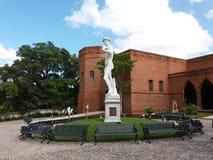 Estátua do homem Fotografia de Stock Royalty Free