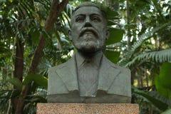 Estátua do homem Foto de Stock