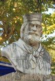 Estátua do memorial de Garibaldi Foto de Stock Royalty Free