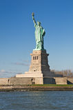 Estátua do monumento nacional de liberdade Imagens de Stock