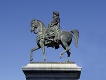 Estátua do Pasha de Mohamed Ali Fotografia de Stock