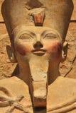 Estátua do Pharaoh fotografia de stock royalty free