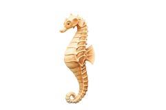 Estátua do Seahorse Imagem de Stock Royalty Free
