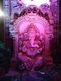 Estátua do senhor Ganesha Fotos de Stock Royalty Free