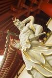 Estátua do templo Imagem de Stock Royalty Free