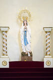 Estátua do Virgin Mary Imagens de Stock
