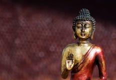 Estátua do zen de Buddha Imagens de Stock Royalty Free
