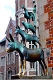 Estátua dos animais Imagens de Stock