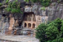 Estátua dos Jainists Imagens de Stock Royalty Free