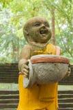 Estátua dos principiantes Imagens de Stock Royalty Free