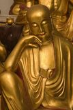 Estátua dourada de Lohan Imagem de Stock Royalty Free
