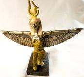 Estátua egípcia Imagens de Stock