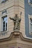 Estátua em Praga Fotografia de Stock Royalty Free